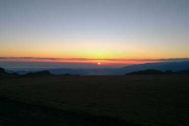 Е4 ден 3, 13 август - от хижа Рилски езера до заслон Страшното езеро