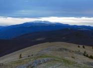 Изглед към масива Триглав, вижда се и Шипка.