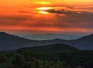 Изгрева над Стара Планина