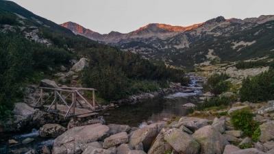 Мостчето над река Бъндерица