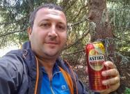 С биричка в гората