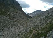 Мозговишка порта и връх Каменица на заден план