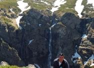 Към подножието на връх Ботев - май 2013
