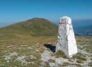 Пирамидата на границата между България и Гърция