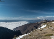 Walk above the clouds