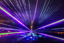 ЗD Мапинг лазерно шоу
