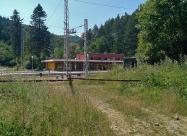 На тръгване от гара Кръстец