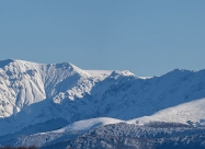 Panoramic view from Botev to Ambarica peaks