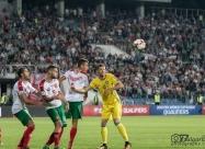 Футболният мач България Швеция. 31 август 2017.