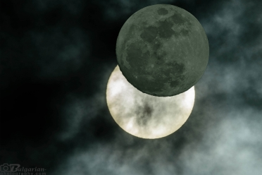 Partial solar eclipse - March 20, 2015