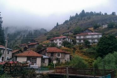 Е8 ден 7ми от село Мугла до Пампорово