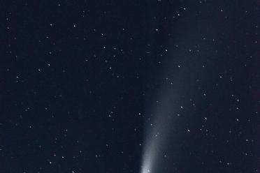 Кометата NEOWISE