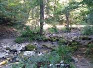 Тук пресичам Глогова река