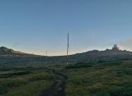 На слизане от Черни връх
