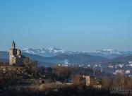 Патриаршията на Царевец, масива Триглав и връх Ботев