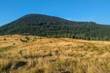 Е8 ден 9ти от хижа Свобода до хижа Сини връх
