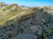 По склона на връх Типиц