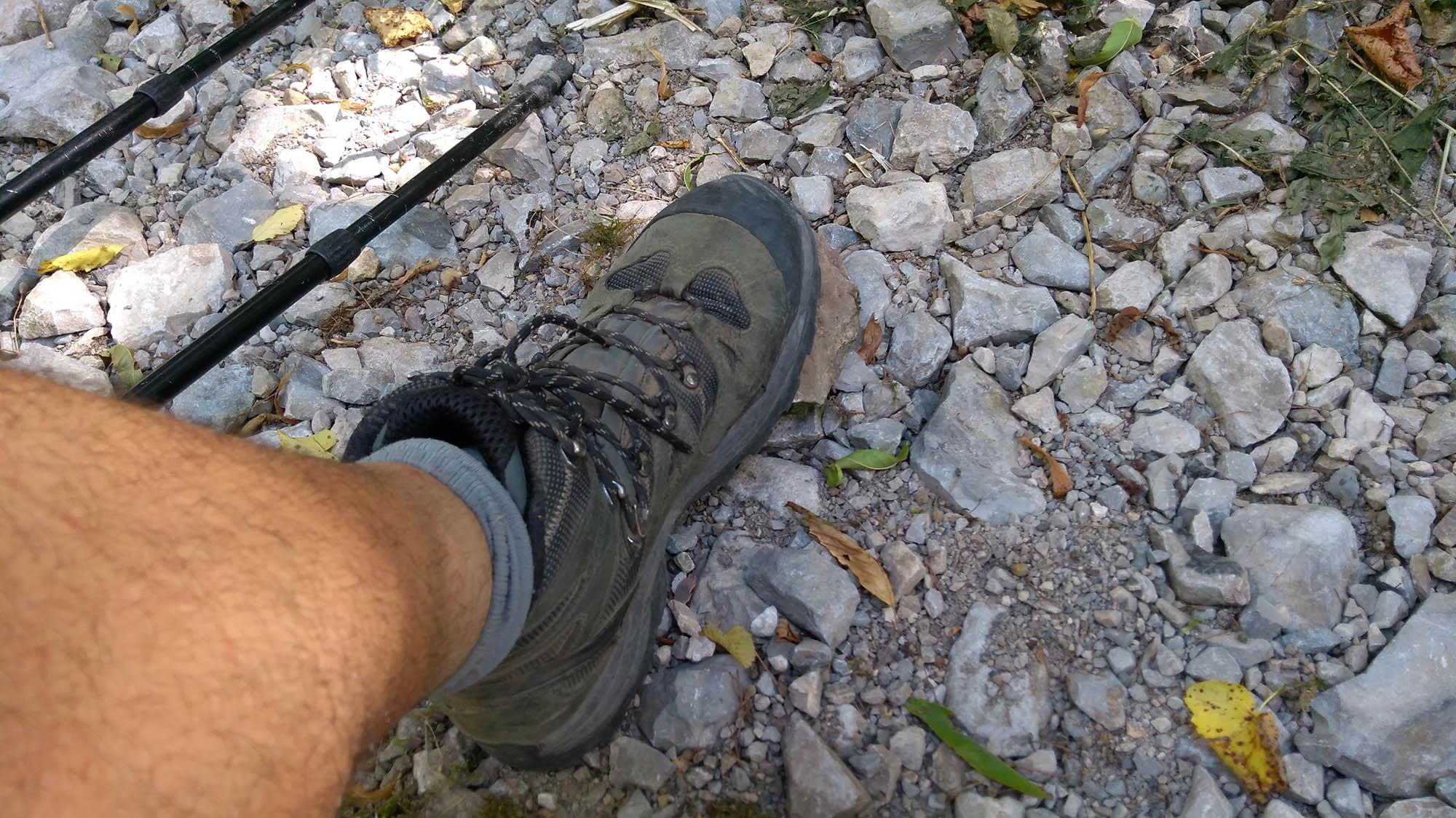 Най-сетне да се видят и обувките