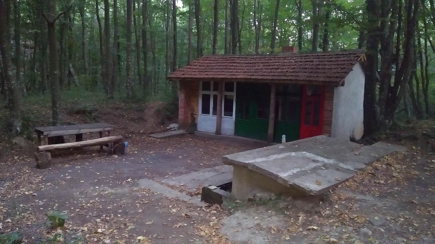 Ден осемнадесети 12 август –от заслона на Хазим до село Дъскотна