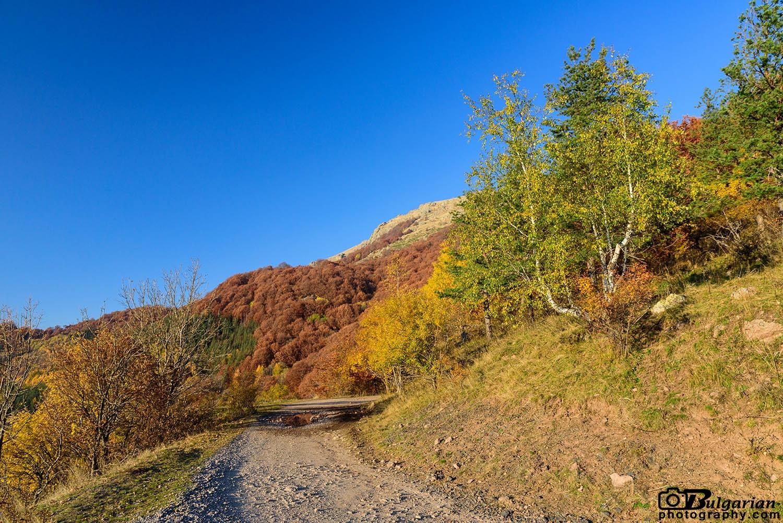 The way to Triglav hut