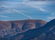 Изглед към връх Ботев по пътя за хижа Амбарица