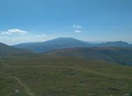 Нагоре към връх Русоватец