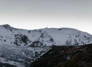 Връх Ботев сниман от пътеката за връх Марагидик