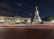 Бъкингамския дворец. Домът на кралицата