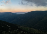 Около връх Мерджика
