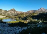 Муратов връх, Вихрен и Кутело