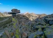 Причудливите камъни по връх Типиц