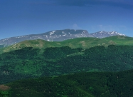 Поглед към масива Триглав