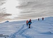 Сутрешна разходка в посока връх Амбарица