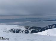 Изглед към Средна Гора, Рила и Пирин
