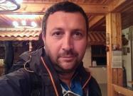На тръгване от Вятърната мелница в село Козичино