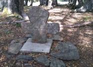 Каменния кръст на оброчището