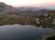 Заслона и Страшното езеро
