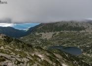 Поглед към Валявишки езера