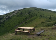 Разклона за връх Ком и проход Петрохан
