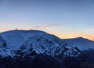 Връх Ботев сниман от връх Марагидик