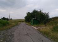 На входа на село Лакатник
