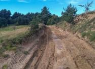 Пътят след село Клисура