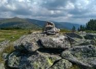 Около връх Капатник