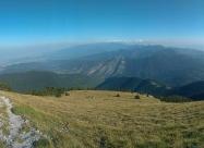 По склона на Цари връх