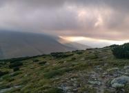 Няма такава красота както сутрин рано във високата планина