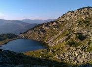 Първото Поповокапско езеро