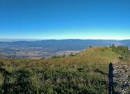 Малко преди връх Гердектепе