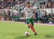 Подаването на Георги Миланов за първия гол