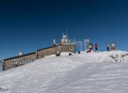 Метеорологичната станция и румънците