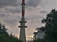 Кулата на връх Гьозтепе